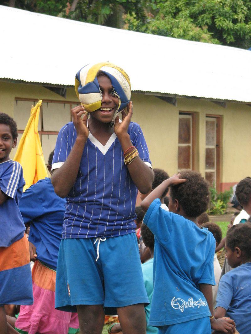 Sangalai School sports day 2011