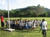 Namaru Primary School assembly
