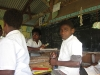 Students at their desk, Namaru Primary School
