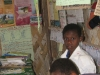 Student from Namaru Primary School