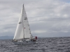 Sailing from Port Vila to the Maskelynes 2010, photo by the crew of Ranui