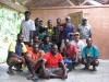 Attendees at the 2011 vocational training skills workshop