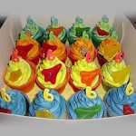 Bright lollies_Cupcake