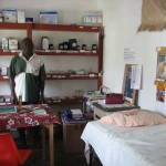 Charlie Siniu is a registered nurse and manages the Sangalai Clinic