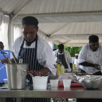 Annual Culinary Arts & Hospitality Show, Port Vila Nov 2012. VIT offers courses in hospitality.