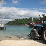 Hauling_Port Vila Boatyard 30 Oct 2012